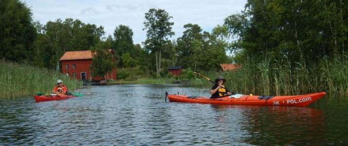 Gotowi do wypłynięcia na szerokie wody (fot. Jacek Wolszczak)