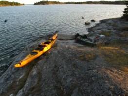 Łagodne zejście do wody (fot. Anna Makowiecka)