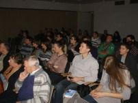 Uczestnicy prelekcji