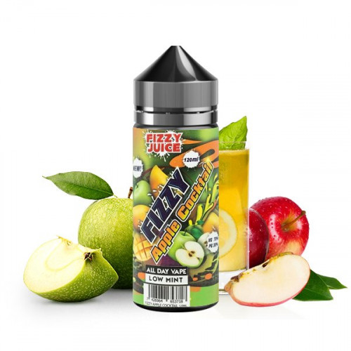 Apple Cocktail - Fizzy - 100ml
