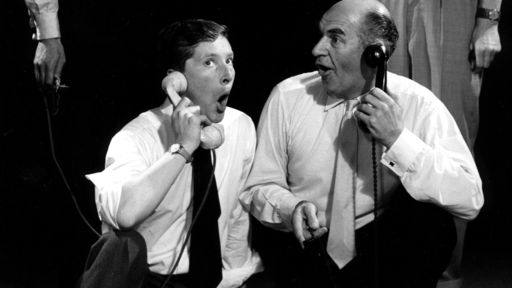 Twice Ken Is Plenty: Kenneth Williams and Kenneth Horne