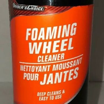 Foaming Wheel Cleaner