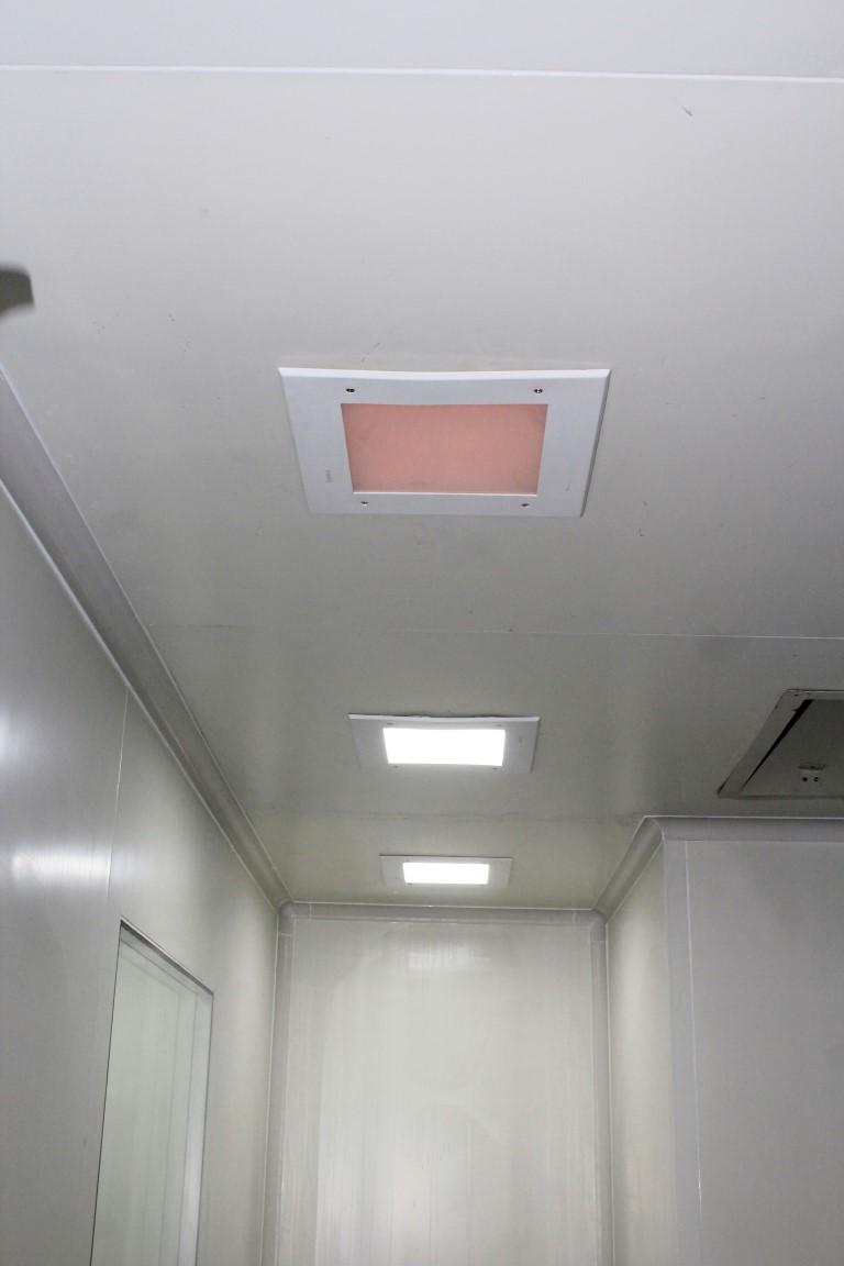 Clean Rooms Light Fixtures