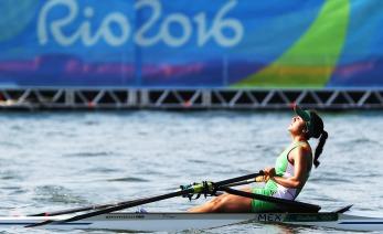 Remo lechuca en Río 2016