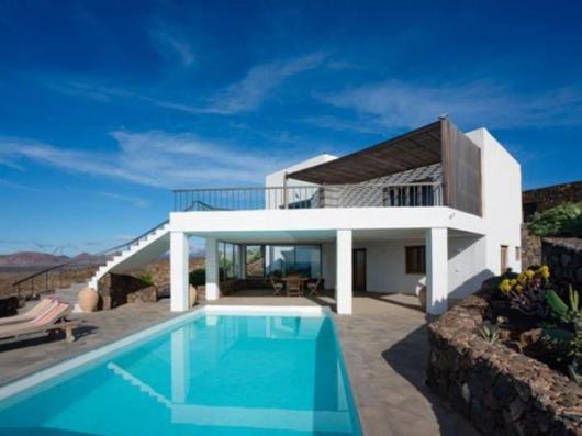 Justin Bieber se compró una lujosa casa en las Islas Canarias casa1