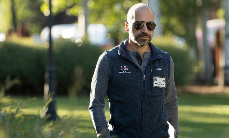El nuevo director ejecutivo de Uber está al frente de Expedia