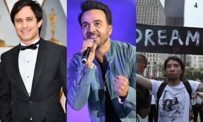 """Gael García, Luis Fonsi y """"dreamers"""" reciben Premios Herencia Hispana, Luis Fonsi, dreamers, Gael García,"""