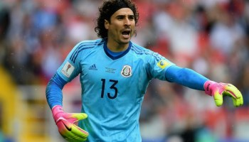 Memo Ochoa manda mensaje, Memo Ochoa, Futbol, Selección Mexicana, Standard Lieja