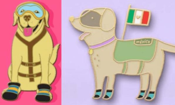 Frida, la perrita rescatista de la Marina, Frida, perros rescatistas del ejército, Fridamanía, terremoto en México, Un día con la Marina,