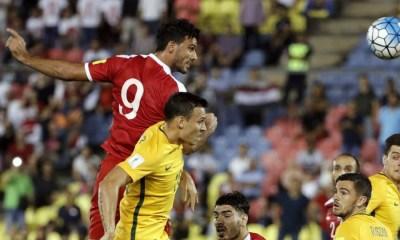 Robbie Kruse, Sidney, Siria empata con Australia, Siria, Australia, Mundial de Rusia 2018, Repechaje