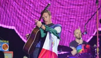 Coldplay le dedicó una canción a México, Coldplay dedica canción a México, Coldplay, #EstamosUnidosMexicanos