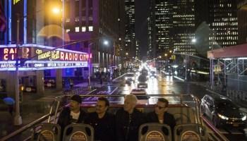 Conciertos en México, U2, Gira de U2