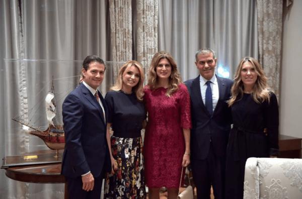Peña Nieto recibió a la Reina de España y le agradece por su apoyo tras sismos Captura-de-pantalla-2017-11-14-a-las-09.50.21-600x396