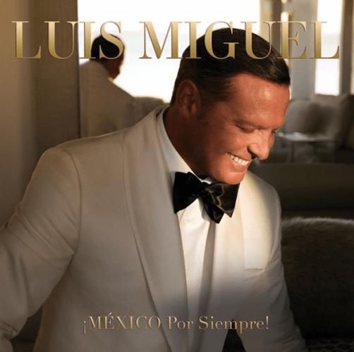 """nuevo disco """"¡MÉXICO por siempre!"""""""
