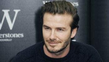 David Beckham sufre trastorno, David Beckham, TOC, Trastorno Obsesivo-Compulsivo, Victoria Beckham