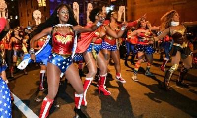 Desfile anual de Halloween en Nueva York, Desfile de Halloween, Halloween, Nueva York, Atentado terrorista, Ataque terrorista, Desfile 44 de Halloween, Zombies, Monstruos, Disfraces, Noche de brujas