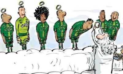 un año de la tragedia del Chapecoense, tragedia del Chapecoense, aniversario luctuoso del Chapecoense, Club brasileño recuerda la tragedia