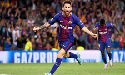 Lionel Messi se convierte en el deportista mejor pagado