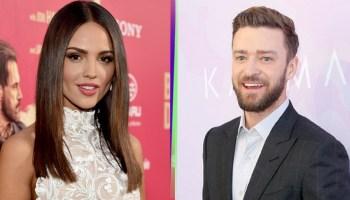 Eiza González y Justin Timberlake, nuevo video de Justin Timberlake, novios de Eiza González, Eiza González tiene nuevo novio,
