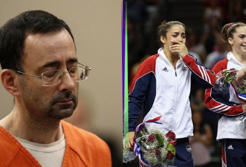 Larry Nassar, Médico del equipo de gimnasia de EU se declaró culpable, Aly Raisman, Mckayla Maroney, Gabby Douglas