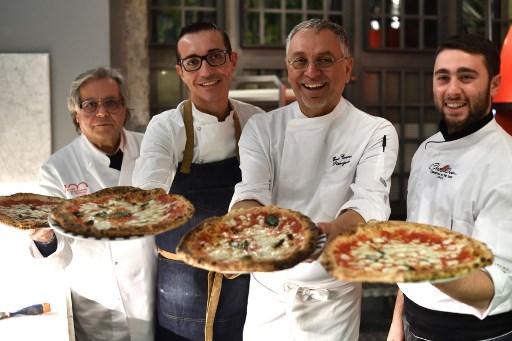 La pizza napolitana entró en la lista de Patrimonio Inmaterial de la UNESCO 000_UY0A1