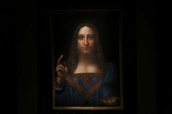 Museo Louvre de Abu Dabi expondrá el cuadro más caro de la historia 874617494