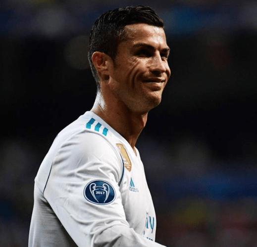 Cristiano Ronaldo jugador de Real Madrid