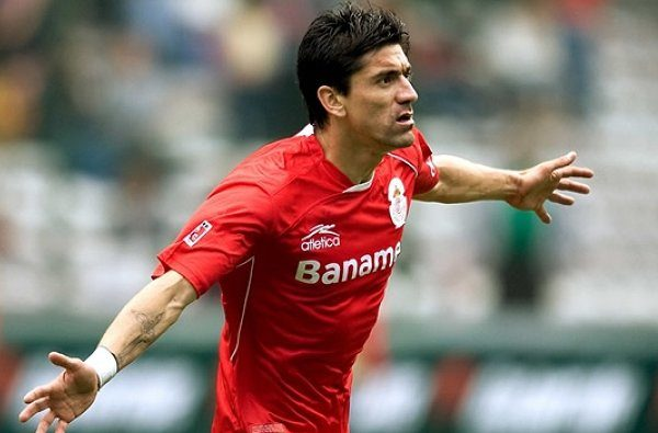 Mancilla jugó para el Toluca