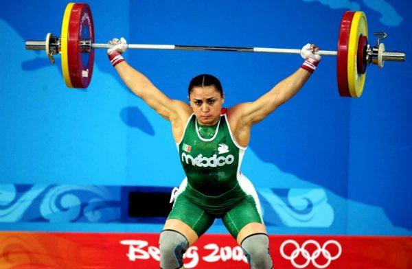 Damaris Aguirre atleta mexicana
