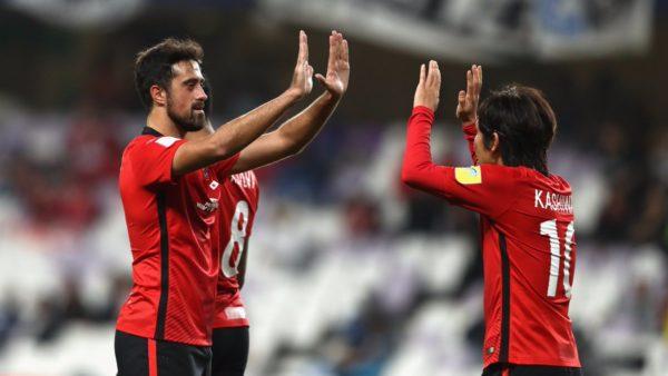 Mauricio Antonio anotó el primer gol