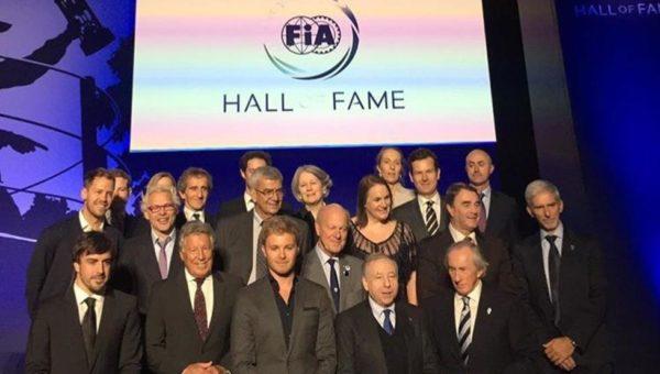20 pilotos de la Formula 1 son parte del nuevo Salón de la Fama