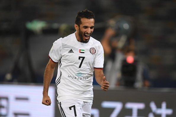 Ali Mabkhout le dio el triunf