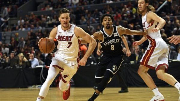Miami Heat y Brooklyn Nets