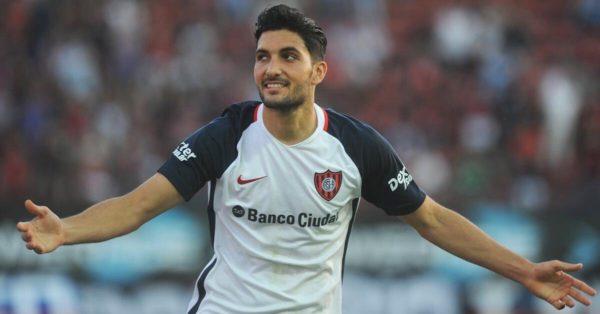 Nicolás Blandi es otro jugador