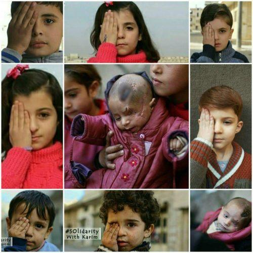 Bebé sirio es símbolo de solidaridad en redes sociales DRY08u6WsAAEqp4-500x500