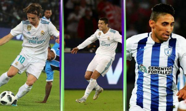 Los mejores futbolistas del Mundial