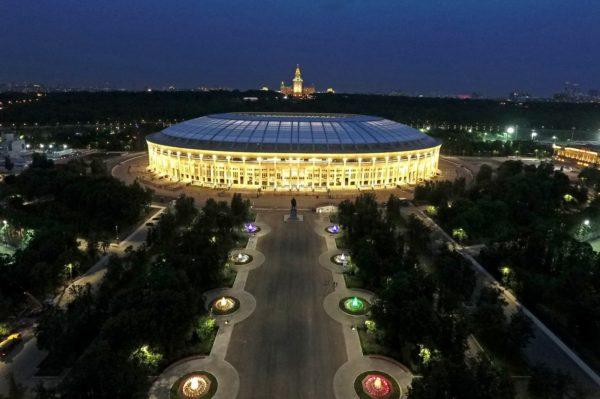 partidos del Mundial se jugarán el día de las elecciones, Sorteo de grupos del Mundial Rusia 2018, Mundial de Rusia 2018, Rusia 2018, fase de grupos Rusia 2018, Estadio Olímpico Luzhnikí
