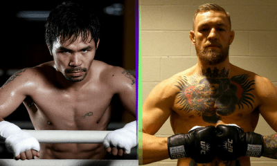 destacado, Pacquiao contra McGregor, Manny Pacquiao retó a Connor McGregor, Manny Pacquiao, Connor McGregor, Connor McGregor contra Manny Pacquiao