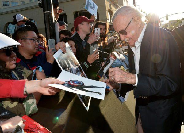 Stan Lee, cumpleaños de Stan Lee, The Avengers, SpiderMan, X-Men, Thor