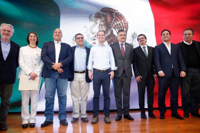 Ricardo Anaya propone modelo educativo para llevar a México de una economía de la manufactura a una del conocimiento 2018-01-23-13.49.13