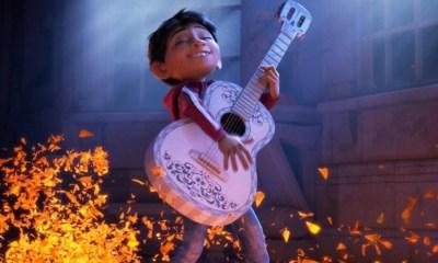 ''Coco'' invade Paracho, guitarras de Coco, Capital de la Guitarra, replican guitarras de Coco