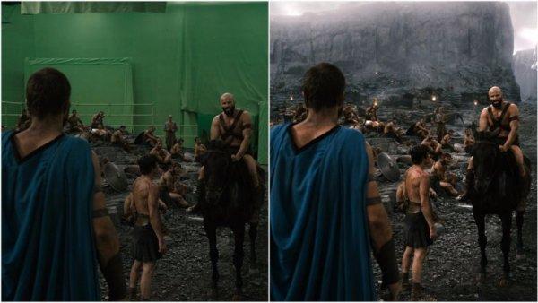Misterio resuelto: Así se hacen las películas antes de los efectos especiales 300-rise-of-an-empire-2014-1510675666-600x338