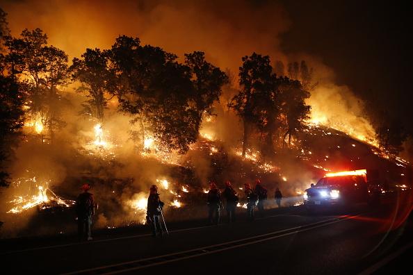 Semarnat señala que la mayoría de los incendios forestales son provocados por el hombre 488158896