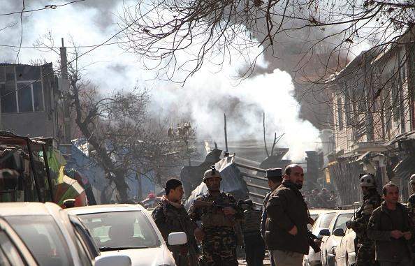 Al menos 95 muertos deja un atentado en Kabul 910922932