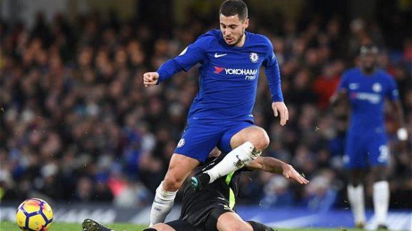Hazard tiene contrato con Chelsea