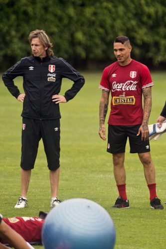 Paolo Guerrero estará suspendido