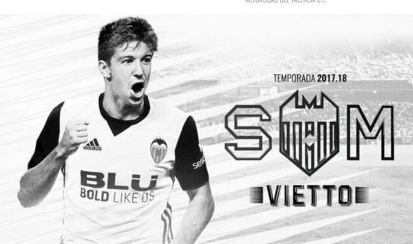 Atlético de Madrid cede a Luciano