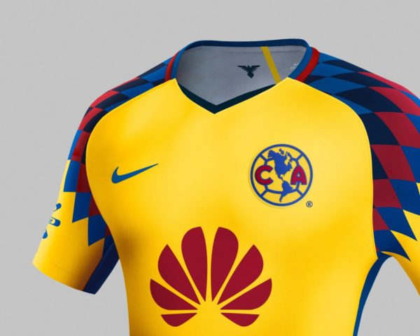 nuevo kit es de color amarillo