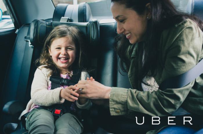 Sumérgete en el nuevo Acqua Uber, un transporte privado con piscina Uber-car-service-uberFAMILY-car-seats-e1399573739197
