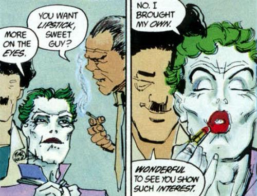 Fans realizan petición para que el Joker sea gay joker_gay